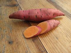 Классический вкус сладкого картофеля