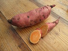 Классический сорт с оранжевой мякотью