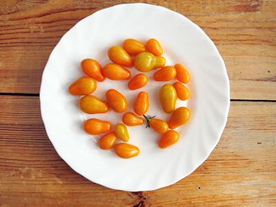 Черри Грушевый апельсин