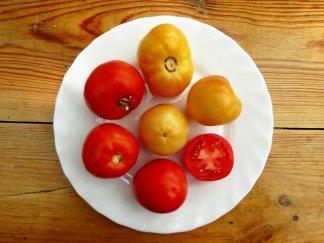 Лютесцент, Каменный томат