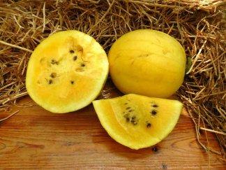 Арбуз Лимонная капля