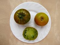 Томат Изумрудное яблоко